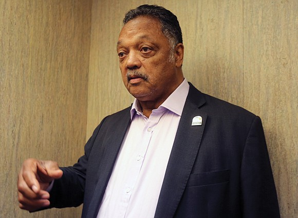 The Rev. Jesse L. Jackson Sr. disclosed publicly on Friday that he has been seeking outpatient care for two years ...