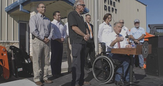 Governor Greg Abbott today joined officials from Kubota Tractor Corporation, Commissioner John Sharp and local elected leaders in Fulton, Texas ...