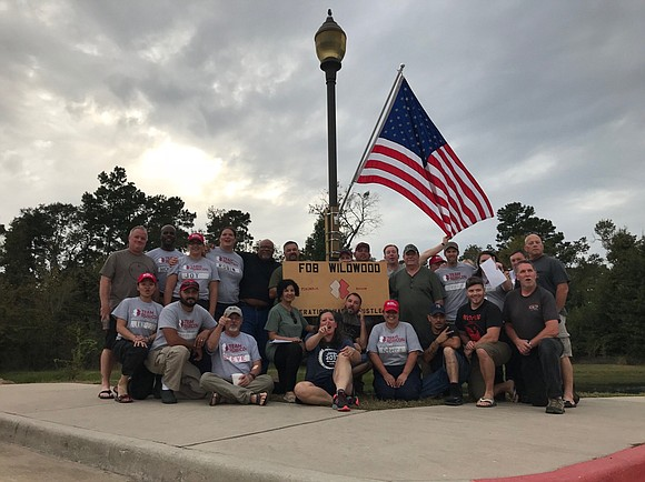 Team Rubicon is encouraging Houston-area veterans to apply for its yearlong fellowship to help lead the disaster response organization's pilot ...