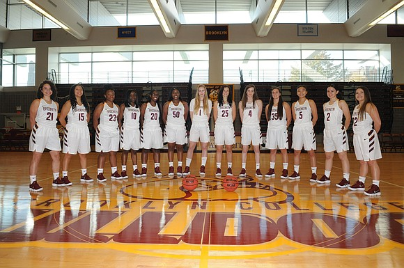 Off to a 5-1 start, Brooklyn College women's basketball is in an upbeat frame of mind.