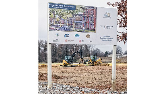 The project to transform the poverty-stricken Creighton Court public housing area in the East End into a mixed-income development has ...