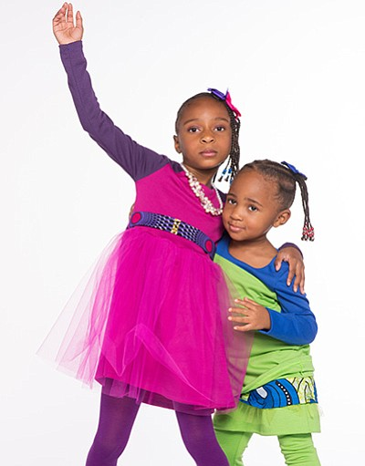 Kid sisters Stephanie and Samantha Smith have set out to show the world their concept of high fashion. Their company, ...