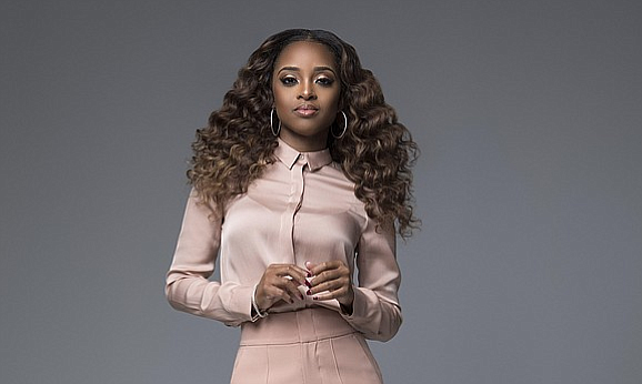 """""""Powerful"""" is the word activist Tamika D. Mallory says sums up what 2017 means to her. This year, the 36-year-old ..."""