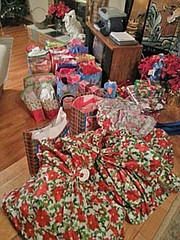 Each year many families are in need of a helping hand. The Hoppy Adams Foundation provides to needy families during the holiday season.