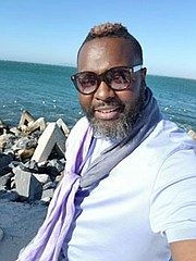 Professional photographer and videographer Milton Lawrence, Jr. of Baltimore is the founder of The Lyfesaver Project