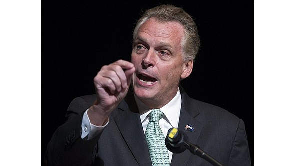 Imagine a wonderful parting gift from Gov. Terry McAuliffe. Imagine if Gov. McAuliffe put an end to Virginia's strange and ...