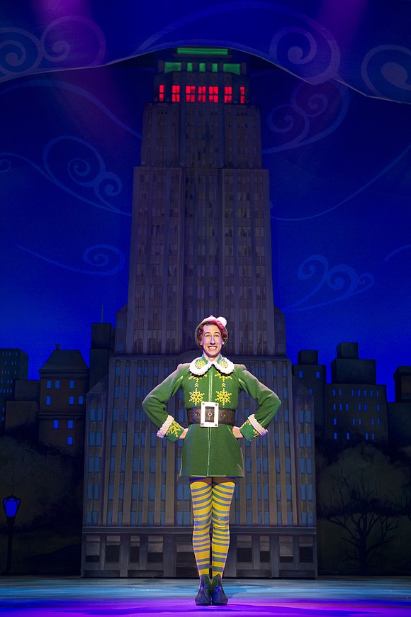"""The Theater at Madison Square Garden has the next holiday tradition with """"Elf The Musical."""""""