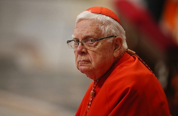 Cardinal Bernard Law, the former Boston archbishop who resigned in disgrace during the church sex abuse scandal, has died, the ...