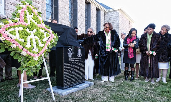 While the nation debates the preservation or removal of Confederate monuments, the women of Alpha Kappa Alpha Sorority are erecting ...