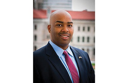 Henrico Delegate Lamont Bagby will lead the Virginia Legislative Black Caucus in the 2018 General Assembly session.