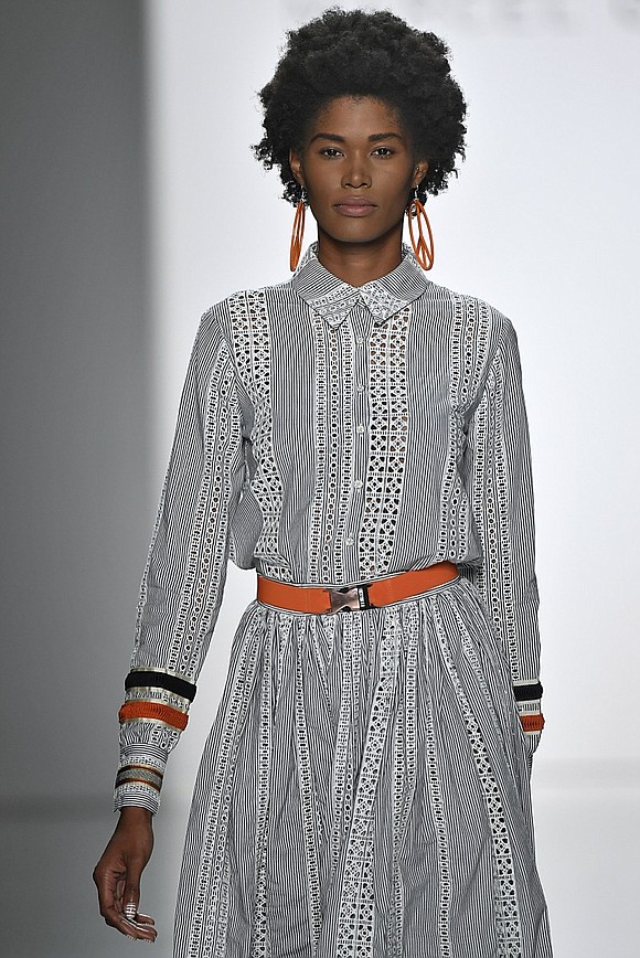 Husband and wife team Laura Vassar and Kristopher Brock knocked their spring/summer Brock collection right out of the park with ...