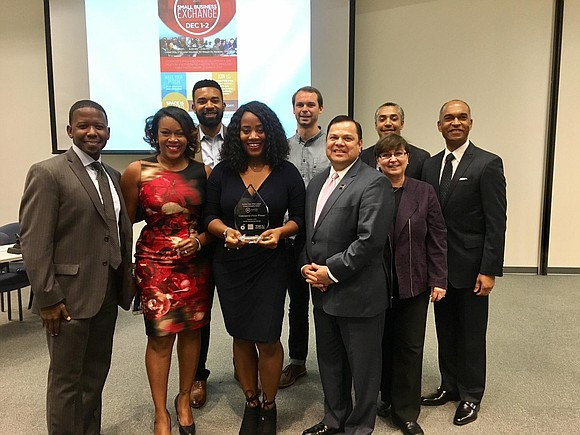 January 2017, entrepreneur Deidre Mathis, won her first business pitch of the year at the Texas Black Expo, taking 2nd ...