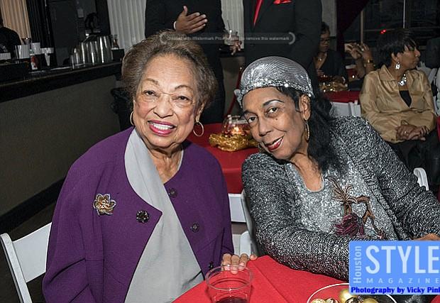 Houston Auto Direct >> Jackie Bostic's 80th Birthday Celebration  Houston Style ...