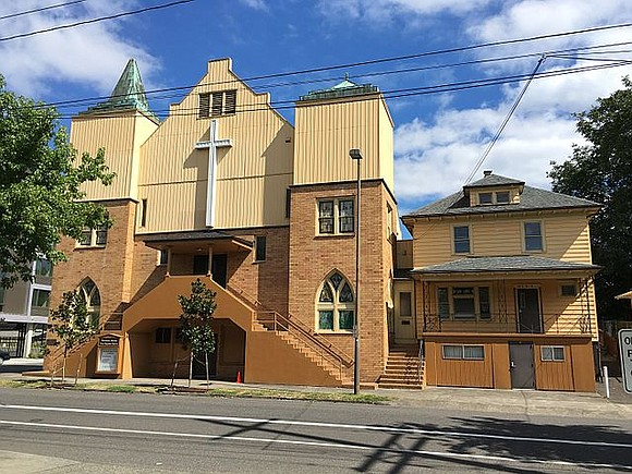 Historic Vancouver Avenue First Baptist Church opens doors for Easter and Holy Week