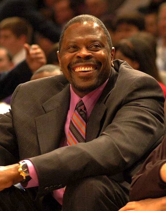 Patrick Ewing has entered Madison Square Garden as a college basketball player, a New York Knick for 15 years, an ...