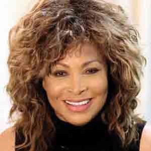 Tina Turner is an eternal flame...