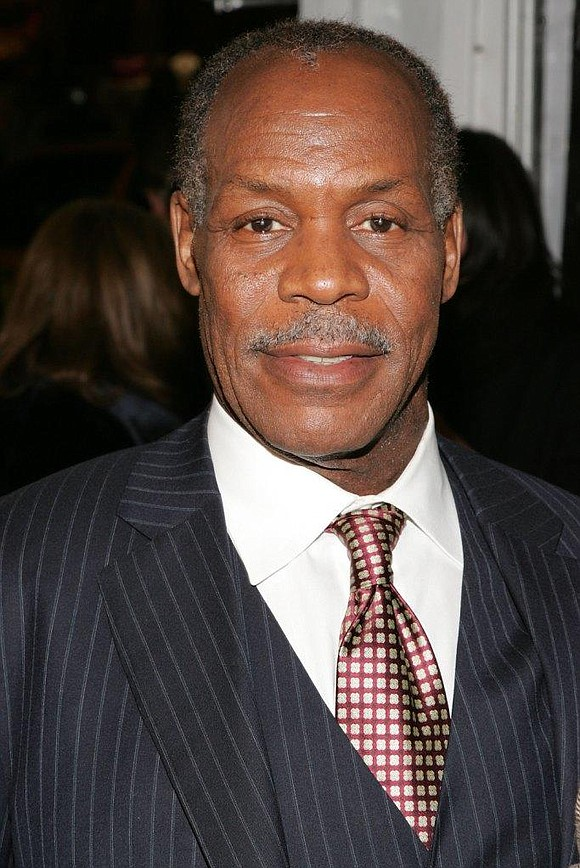 Danny Glover is standing up for the arts...