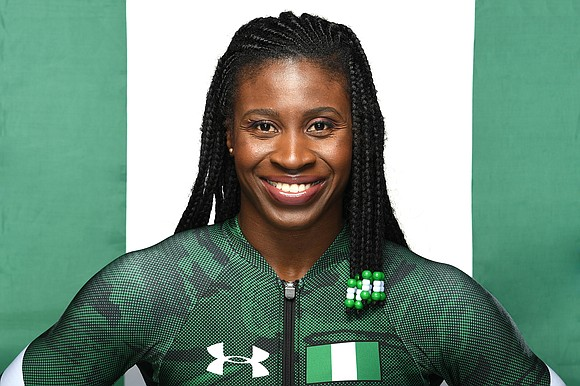 Simidele Adeagbo has had significant achievements in her life as an All-American in track and field at the University of ...