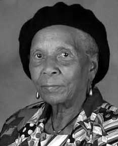 Synonymous with Chicago is the DuSable Museum, and inseparably linking them is Margaret Burroughs