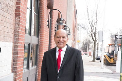 """William """"Bill"""" Freeman, the business management consultant for the Maryland Small Business Development Center (SBDC) at the University of Maryland, ..."""