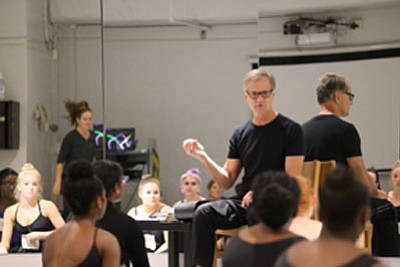 Community College of Baltimore County (CCBC) presents Migration, an original dance production created by internationally known choreographer and CCBC alumnus ...