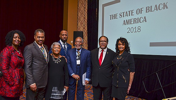 Four, preeminent Black leaders in America today, addressed the challenges and celebrated the success stories of the African American community, ...