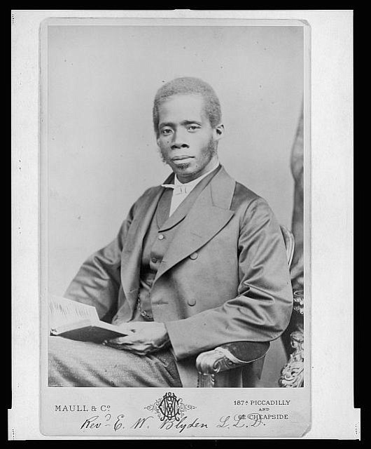 Whereas Marcus Mosiah Garvey is generally regarded to be the face of Pan-Africanism, Edward Wilmot Blyden is one of the ...