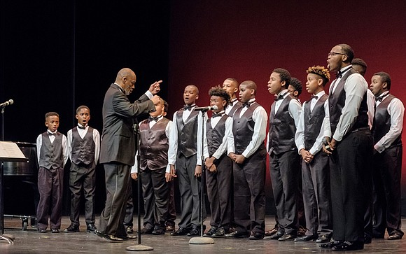 "Richmond Boys Choir: 3 p.m. Thursday, Feb. 1, Children's Museum of Richmond, 2626 W. Broad St. Performance by ""Richmond's Ambassadors ..."