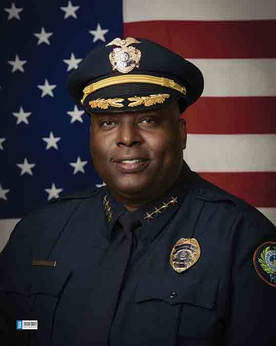 Kenton Buckner, the current police chief of Little Rock, Arkansas, is a finalist to..