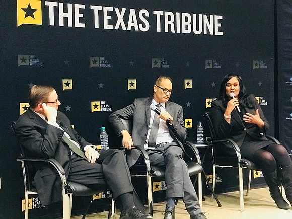 On Tuesday, January 23rd, State Representative Shawn Thierry sat down with CEO of the Texas Tribune, Evan Smith and State ...