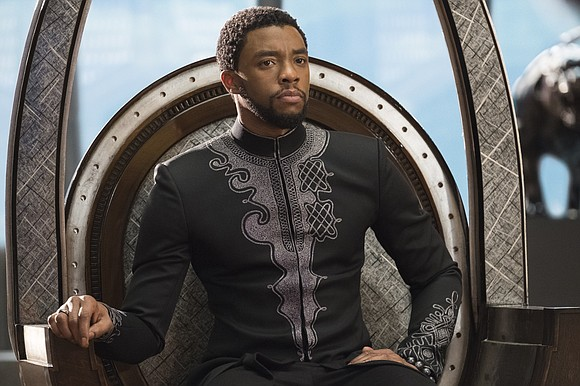 "Marvel Studios' ""Black Panther,"" is the story of T'Challa, a young African prince who takes on the mantle of king ..."