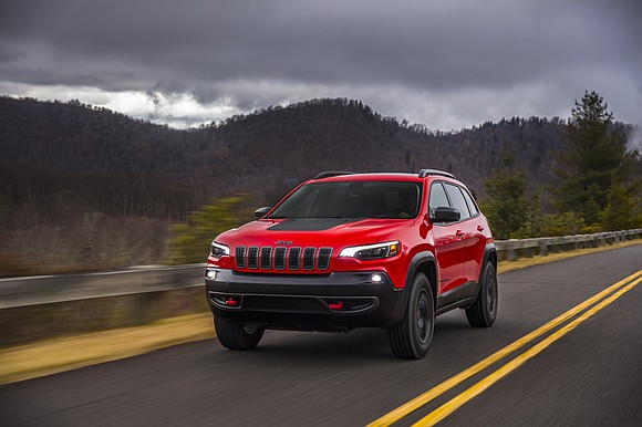 The 2019 Jeep looked a lot better than the model it will replace.