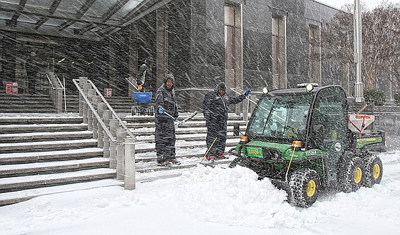 When snow falls in Richmond, City Hall is forced to pay big bucks to private contractors to clear the streets. ...