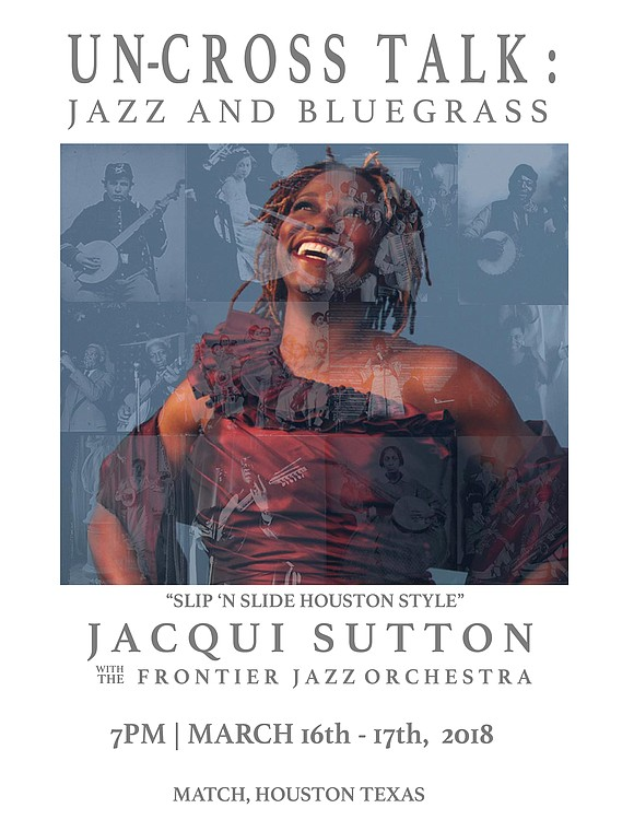 We first introduced Jacqui Sutton, front woman of the Frontier Jazz Orchestra, back in 2013 discussing her dynamic Spanish/English rendition ...