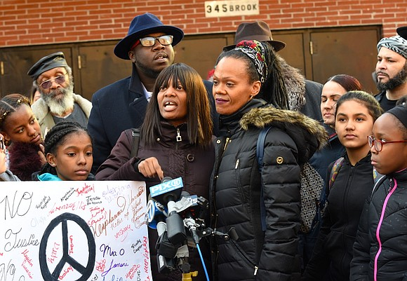 "In her LinkedIn profile, Principal Patricia Catania of Intermediate School 224 in the Bronx describes herself as a ""lifelong educator ..."