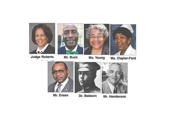 "Seven outstanding African-American leaders were celebrated during the sixth annual ""Strong Men & Women in Virginia History"" awards program Feb. ..."