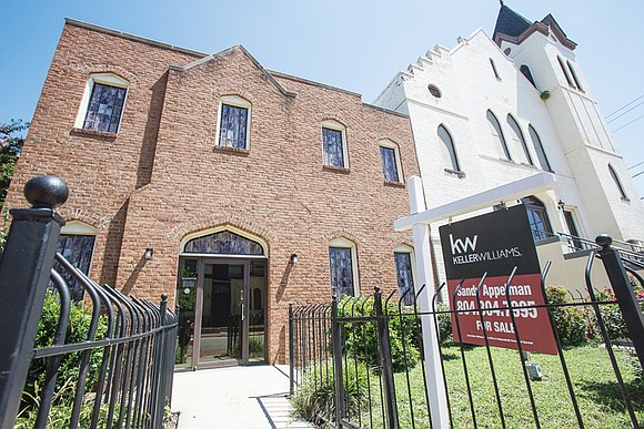 Could the vacant former Sharon Baptist Church in Jackson Ward become a performing arts center for an African dance company ...