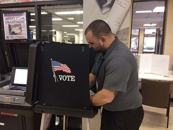 Despite there being another month to go before the March 20 primary election, voters in Will County can now start ...