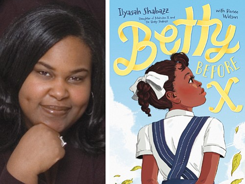 Jefferson High School alumna Renée Watson has co-authored a book with the daughter of the late civil rights icon Malcolm ...