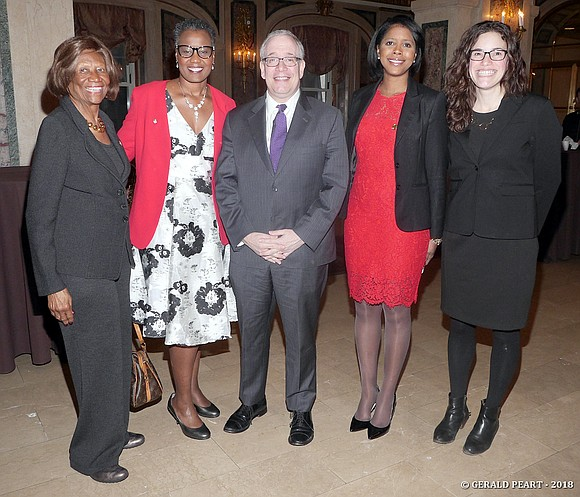 The New York Urban League recognizes companies and respected leaders who have exemplary diversity practices in the areas of leadership, ...