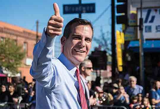 Mayor Eric Garcetti has voiced his support for an Assembly bill that aims to spend..