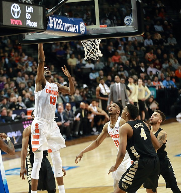 It's unfortunate that next year will be the last year that the Atlantic Coast Conference Basketball Tournament will be hosted ...