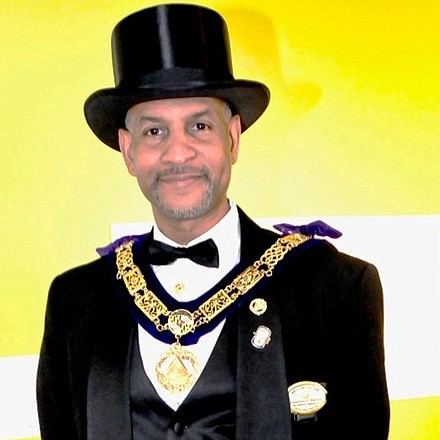 The Honorable Emanuel J. Stanley, Most Worshipful Grand Master and the Most Worshipful Prince Hall Grand Lodge Free and Accepted Masons of Maryland and its Jurisdiction, Inc. really out did themselves hosting the Thurgood Marshall Black History Month Celebration at the Murphy fine Arts Center at Morgan State University last week. It was the headliner of all the Black History Month Events