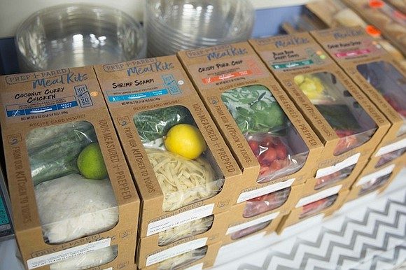 What's for dinner is no longer a question with Kroger's new Prep+ParedÔmeal kits now available in 37 select Houston area ...