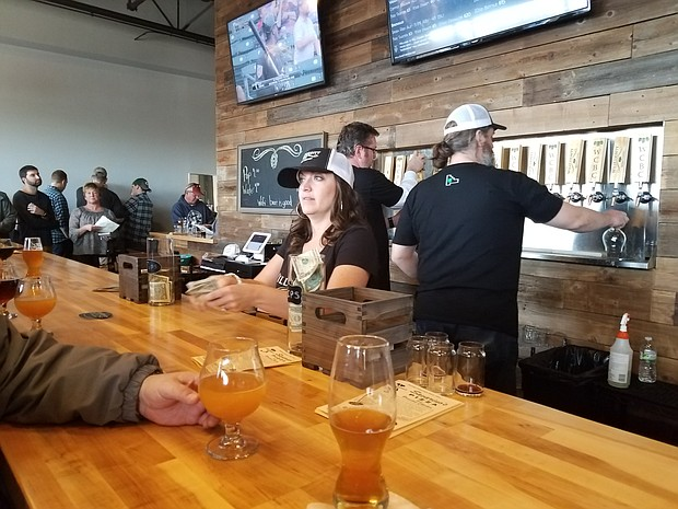 Will County Brewing Co. opened in Shorewood in March.