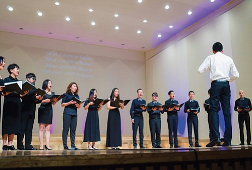 Twenty-three performers from the Beijing Queer Chorus, China's first LGBTQ chorus, will be special guests of the Portland Gay Men's ...