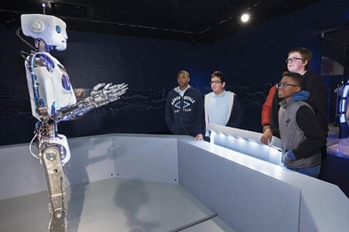 A new exhibit at the Oregon Museum of Science and Industry (OMSI) some of the most innovative robots from all ...