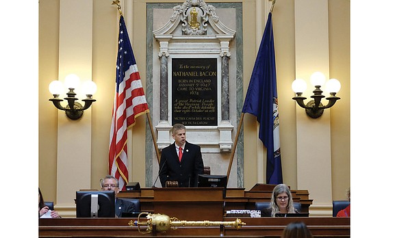 The Virginia General Assembly's 2018 session came to a close on Saturday but remained divided over the state budget and ...