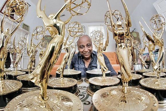 Emmy Award-winning director and producer Jesse Vaughan, a Richmond native and creative director of Advance Creative Service Group at Virginia ...