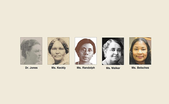 In celebration of Women's History Month, historian Elvatrice Belsches will present a talk about the four trailblazing African-American women who ...